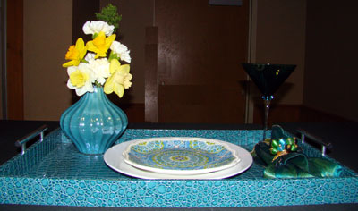 Tray Designs by Mary Lee Minor